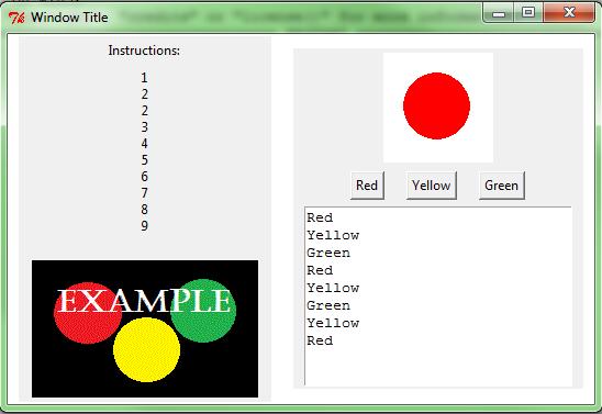Basics of a Tkinter GUI | Robotic Controls