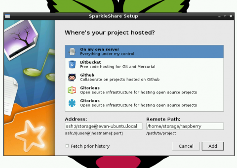 Syncing Files on the Raspberry Pi