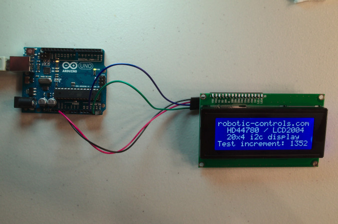 How to Display Text on an HD44780 LCD with an Arduino